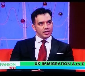Immigration Solicitors in London - Immigration Lawyers in